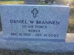 Daniel Webster Brannen, Jr