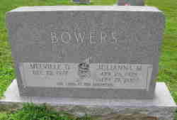 Julianna M Bowers