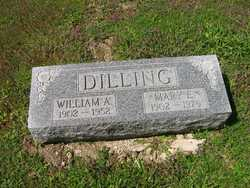 Mary E <i>Kendig</i> Dilling