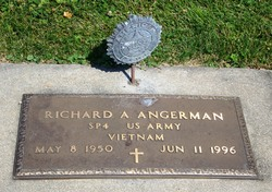 Richard A. Angerman
