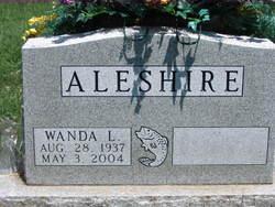 Wanda Lee <i>Heidler</i> Aleshire