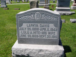Lulu A <i>Hite</i> Davis