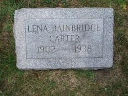 Lena <i>Bainbridge</i> Carter