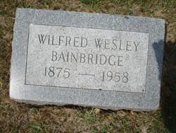 Wilfred Wesley Bainbridge