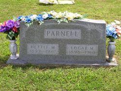 Edgar Martin Parnell
