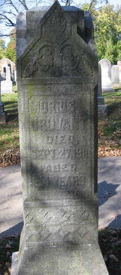 Moshe Leyb Cruvant