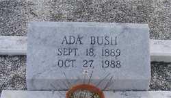 Ada Bush