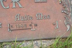Audie Mae Carter