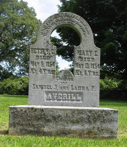 Betsey C. Averill