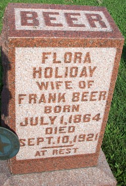 Flora <i>Holiday</i> Beer