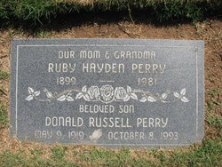 Donald Russell Perry