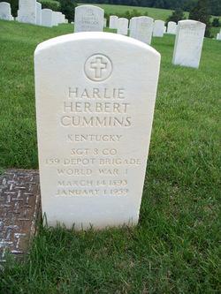 Harlie Herbert Cummins