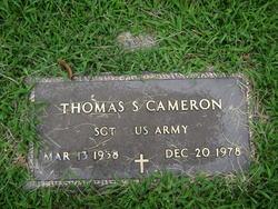 Thomas S Cameron