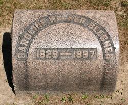 Caroline <i>Walker</i> Beecher