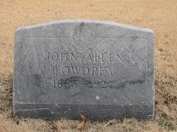 John Allen Cowdrey