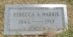 Missouri Ann Rebecca <i>Lashley</i> Harris