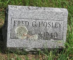 Fred G. Hosley