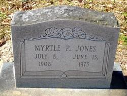 Myrtle P Jones