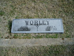 James Allen Worley