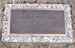 Vernrose Rose <i>Sigler</i> Lanier