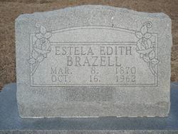 Estela Edith <i>Collins</i> Brazell