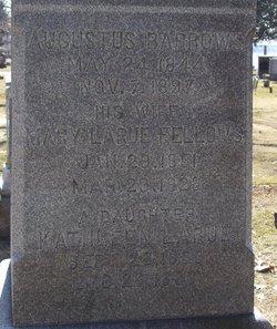 Mary Larue <i>Fellows</i> Barrows