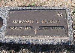 Marjorie Louise <i>Rowe</i> Bradley