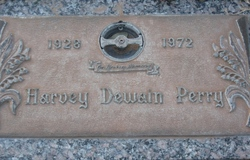 Harvey Dewain Perry
