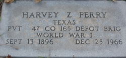 Harvey Z. Perry