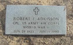 Robert Francis Adkisson