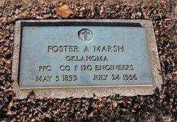 PFC Foster A. Marsh