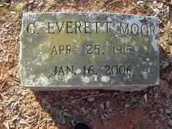Clarence Everett Moor