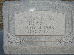 Alvin M Brazell