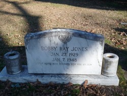 Bobby Ray Jones