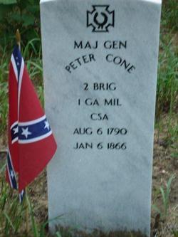 Gen Peter Marlow Cone
