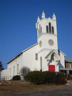Fork United Methodist Church Cemetery