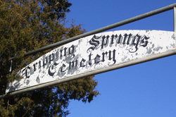 Dripping Springs Cemetery