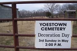 Yoestown Cemetery