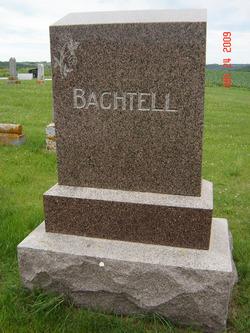 Charles B Bachtell