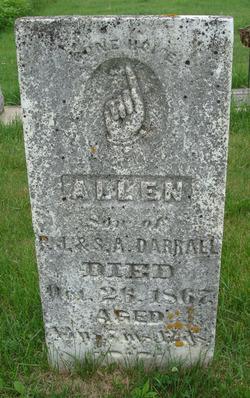 Allen Darrall