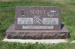Virgil D. Scotty Scott