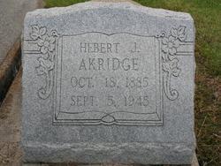 Hebert J. Akridge