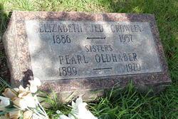 Elizabeth Jed <i>McIntire</i> Crowley