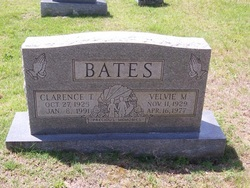 Clarence T Bates