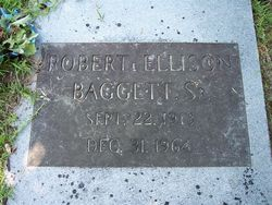 Robert Ellison Baggett, Sr