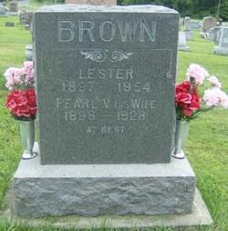 Pearl Vertus <i>Eddleman</i> Brown