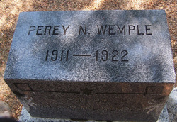 Percy Noland Wemple