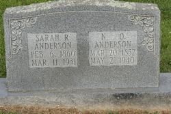 Sarah <i>Ray</i> Anderson