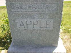 Mary Hattie <i>Horney</i> Apple