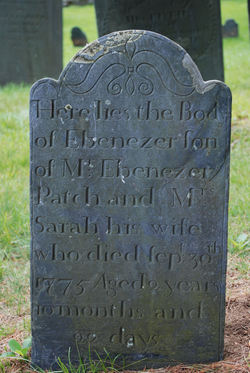Ebenezer Patch, IV